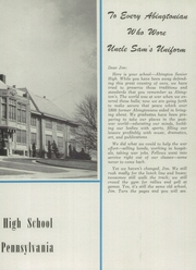 Page 7, 1946 Edition, Abington High School - Oracle Yearbook (Abington, PA) online yearbook collection
