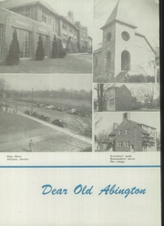 Page 8, 1946 Edition, Abington High School - Oracle Yearbook (Abington, PA) online yearbook collection