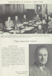 Page 10, 1951 Edition, Abington High School - Oracle Yearbook (Abington, PA) online yearbook collection