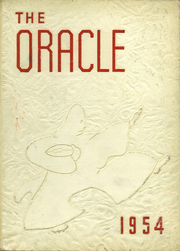 1954 Edition, Abington High School - Oracle Yearbook (Abington, PA)