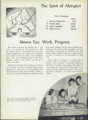 Page 7, 1954 Edition, Abington High School - Oracle Yearbook (Abington, PA) online yearbook collection