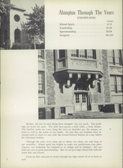 Page 6, 1955 Edition, Abington High School - Oracle Yearbook (Abington, PA) online yearbook collection