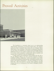 Page 11, 1957 Edition, Abington High School - Oracle Yearbook (Abington, PA) online yearbook collection
