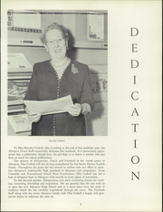 Page 9, 1957 Edition, Abington High School - Oracle Yearbook (Abington, PA) online yearbook collection
