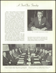 Page 11, 1958 Edition, Abington High School - Oracle Yearbook (Abington, PA) online yearbook collection