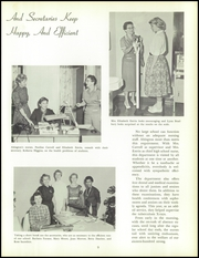 Page 13, 1958 Edition, Abington High School - Oracle Yearbook (Abington, PA) online yearbook collection