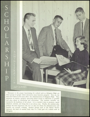 Page 9, 1958 Edition, Abington High School - Oracle Yearbook (Abington, PA) online yearbook collection