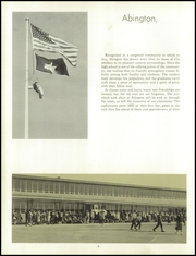Page 6, 1960 Edition, Abington High School - Oracle Yearbook (Abington, PA) online yearbook collection