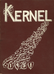 1951 Edition, Oxford Area High School - Kernel Yearbook (Oxford, PA)