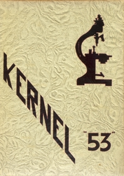 1953 Edition, Oxford Area High School - Kernel Yearbook (Oxford, PA)