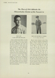 Page 10, 1944 Edition, Hamburg High School - Pinnacle Yearbook (Hamburg, PA) online yearbook collection