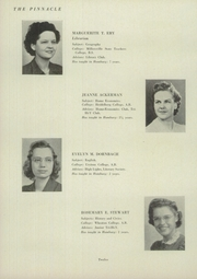 Page 16, 1944 Edition, Hamburg High School - Pinnacle Yearbook (Hamburg, PA) online yearbook collection