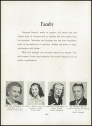 Page 12, 1948 Edition, Hamburg High School - Pinnacle Yearbook (Hamburg, PA) online yearbook collection