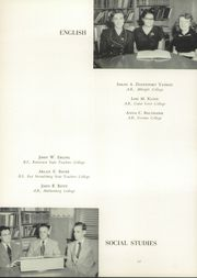 Page 16, 1953 Edition, Hamburg High School - Pinnacle Yearbook (Hamburg, PA) online yearbook collection