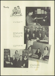 Page 17, 1949 Edition, Quakertown Community Senior High School - Recall Yearbook (Quakertown, PA) online yearbook collection