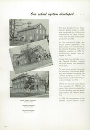 Page 8, 1955 Edition, Quakertown Community Senior High School - Recall Yearbook (Quakertown, PA) online yearbook collection