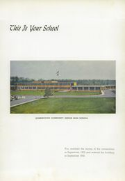 Page 7, 1958 Edition, Quakertown Community Senior High School - Recall Yearbook (Quakertown, PA) online yearbook collection
