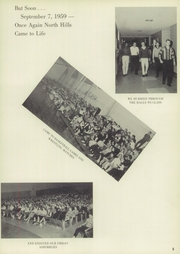 Page 9, 1960 Edition, North Hills High School - Norhian Yearbook (Pittsburgh, PA) online yearbook collection