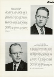 Page 12, 1963 Edition, North Hills High School - Norhian Yearbook (Pittsburgh, PA) online yearbook collection
