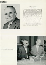 Page 13, 1963 Edition, North Hills High School - Norhian Yearbook (Pittsburgh, PA) online yearbook collection