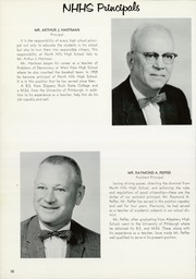 Page 14, 1963 Edition, North Hills High School - Norhian Yearbook (Pittsburgh, PA) online yearbook collection