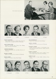Page 17, 1963 Edition, North Hills High School - Norhian Yearbook (Pittsburgh, PA) online yearbook collection