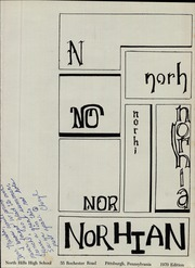 Page 5, 1970 Edition, North Hills High School - Norhian Yearbook (Pittsburgh, PA) online yearbook collection