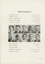 Page 18, 1937 Edition, Carlisle High School - Oracle Yearbook (Carlisle, PA) online yearbook collection