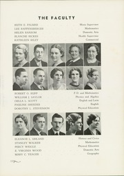Page 19, 1937 Edition, Carlisle High School - Oracle Yearbook (Carlisle, PA) online yearbook collection