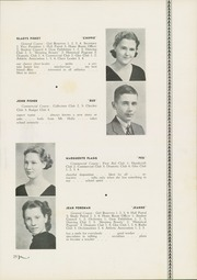 Page 31, 1937 Edition, Carlisle High School - Oracle Yearbook (Carlisle, PA) online yearbook collection