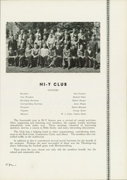 Page 73, 1937 Edition, Carlisle High School - Oracle Yearbook (Carlisle, PA) online yearbook collection