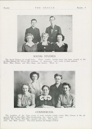 Page 11, 1945 Edition, Carlisle High School - Oracle Yearbook (Carlisle, PA) online yearbook collection