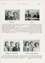 Page 13, 1945 Edition, Carlisle High School - Oracle Yearbook (Carlisle, PA) online yearbook collection