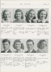 Page 17, 1945 Edition, Carlisle High School - Oracle Yearbook (Carlisle, PA) online yearbook collection