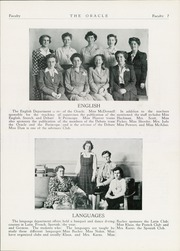 Page 9, 1945 Edition, Carlisle High School - Oracle Yearbook (Carlisle, PA) online yearbook collection