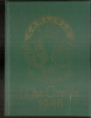 Carlisle High School - Oracle Yearbook (Carlisle, PA) online yearbook collection, 1946 Edition, Page 1