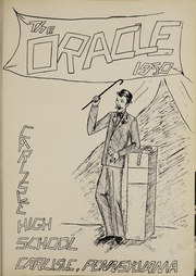 Page 5, 1950 Edition, Carlisle High School - Oracle Yearbook (Carlisle, PA) online yearbook collection