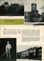 Page 10, 1951 Edition, Carlisle High School - Oracle Yearbook (Carlisle, PA) online yearbook collection