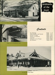 Page 6, 1951 Edition, Carlisle High School - Oracle Yearbook (Carlisle, PA) online yearbook collection