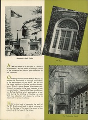 Page 7, 1951 Edition, Carlisle High School - Oracle Yearbook (Carlisle, PA) online yearbook collection