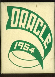 Page 1, 1954 Edition, Carlisle High School - Oracle Yearbook (Carlisle, PA) online yearbook collection