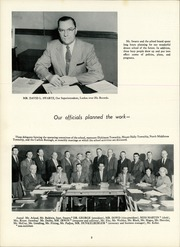 Page 10, 1954 Edition, Carlisle High School - Oracle Yearbook (Carlisle, PA) online yearbook collection