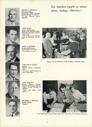 Page 12, 1954 Edition, Carlisle High School - Oracle Yearbook (Carlisle, PA) online yearbook collection