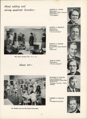 Page 13, 1954 Edition, Carlisle High School - Oracle Yearbook (Carlisle, PA) online yearbook collection