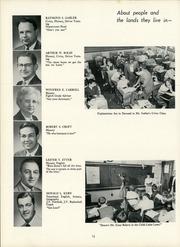 Page 14, 1954 Edition, Carlisle High School - Oracle Yearbook (Carlisle, PA) online yearbook collection
