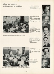 Page 15, 1954 Edition, Carlisle High School - Oracle Yearbook (Carlisle, PA) online yearbook collection