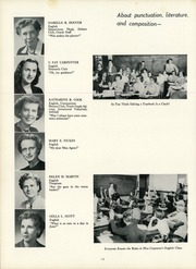 Page 16, 1954 Edition, Carlisle High School - Oracle Yearbook (Carlisle, PA) online yearbook collection