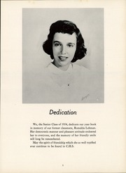 Page 7, 1954 Edition, Carlisle High School - Oracle Yearbook (Carlisle, PA) online yearbook collection
