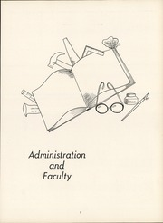 Page 9, 1954 Edition, Carlisle High School - Oracle Yearbook (Carlisle, PA) online yearbook collection