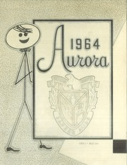 1964 Edition, Western Beaver High School - Aurora Yearbook (Industry, PA)